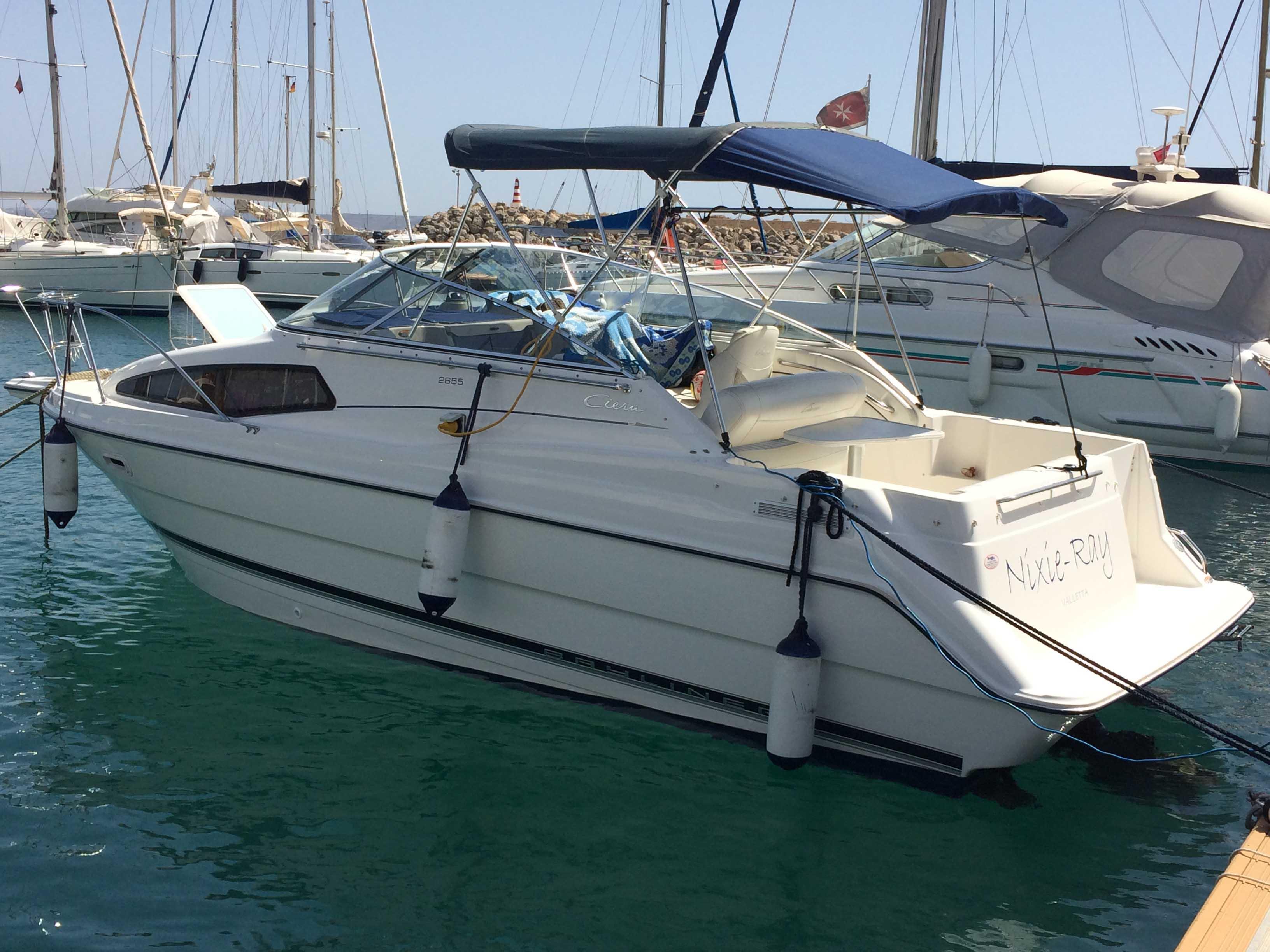 Bayliner Ciera 2655 EUR 45,000